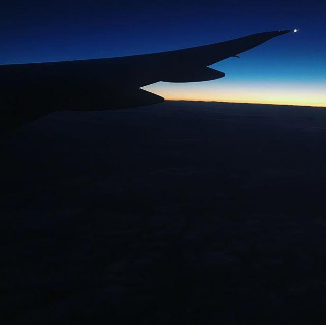 #skyline #sunrise
