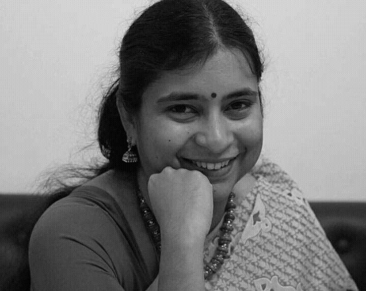 About Shailaja V, Blogger at Diary of a Doting Mom