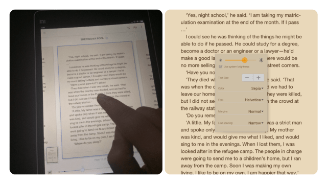 Kindle Features