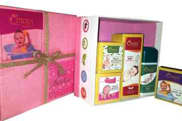 Mooi Naturals Baby Products