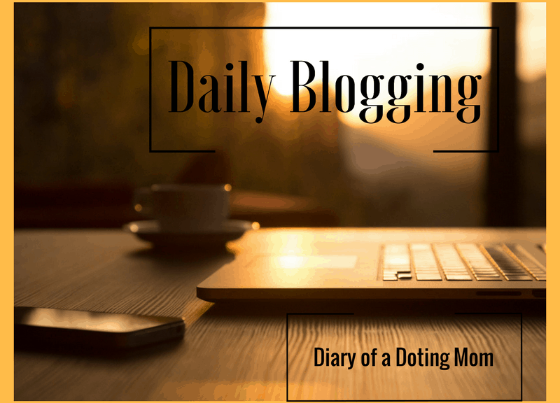 Daily blogging taught me habit building