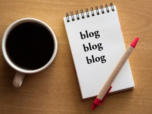 Daily blogging taught small goals