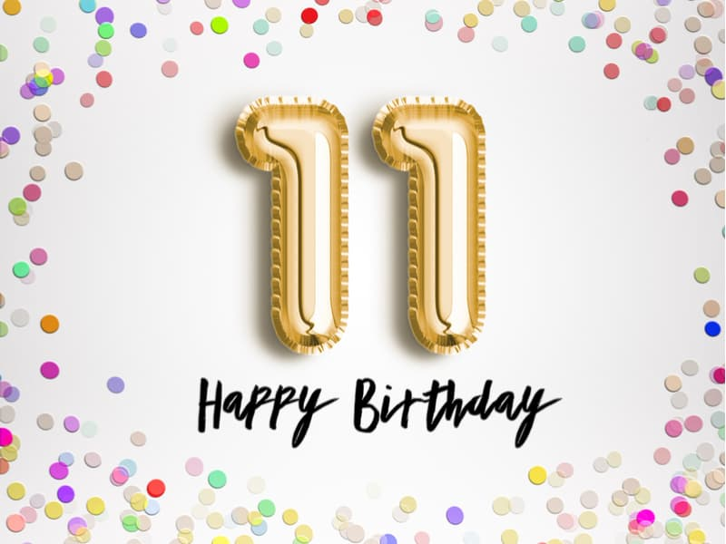 11 Birthday Wishes for you on this special day