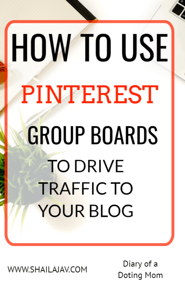 Are you ready to drive traffic to your blog? You need to start using Pinterest Group Boards to harness the power of Pinterest. Trust me. #PinterestTips #Bloggers