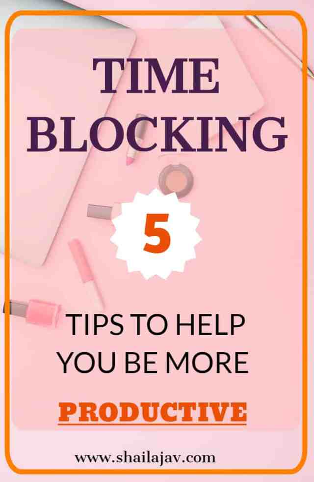 Time Blocking is one of the best ways to boost productivity and improve your work-life balance. With this technique, you will find that it's not a question of not having enough time. It's more a method of how to manage the same time effectively. #TimeManagement #ProductivityHacks #TimeBlocking #Tips