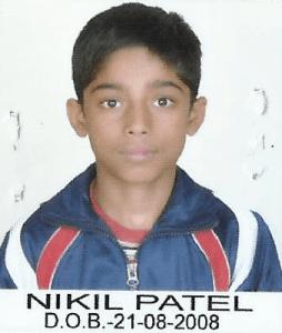 Nikil Patel
