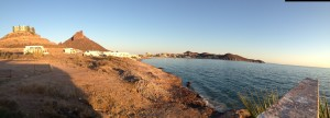 pano of the bay