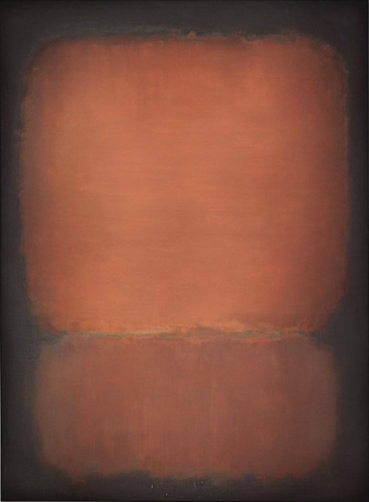 Mark Rothko - N10 (1958) - Subastas de Arte