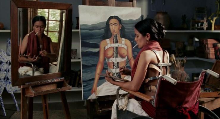 Frida - películas relacionadas con arte