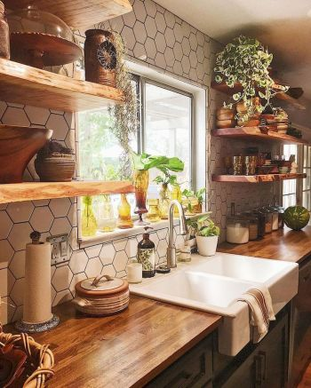 Farmhouse Kitchen Elements DIY project Part 5