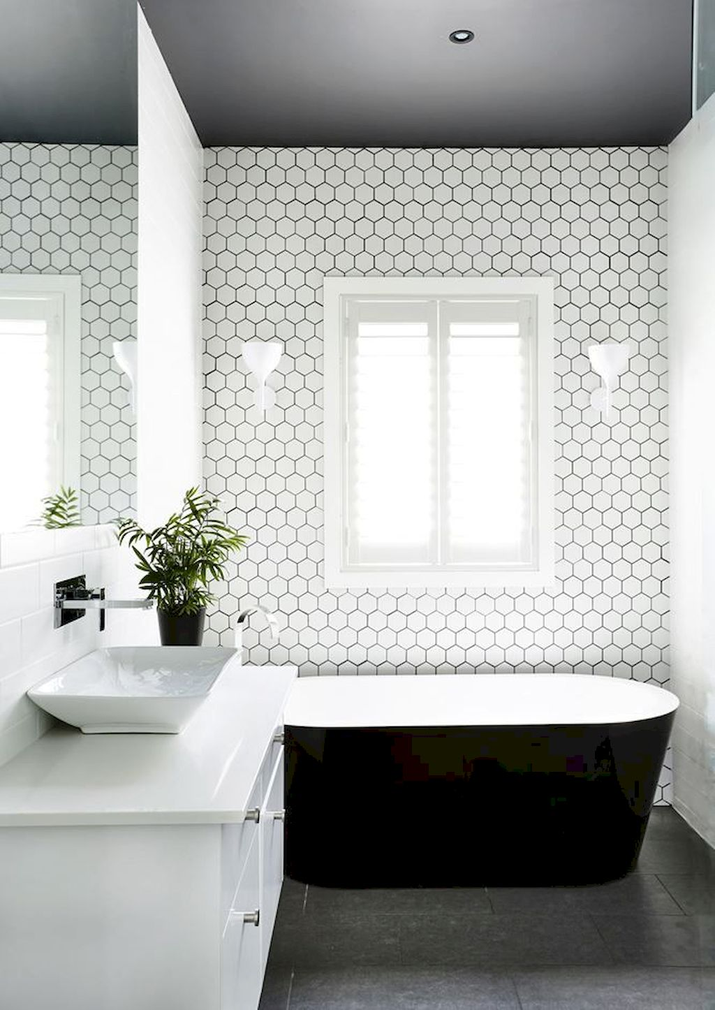 Tiles Ideas for Small Bathroom (55)
