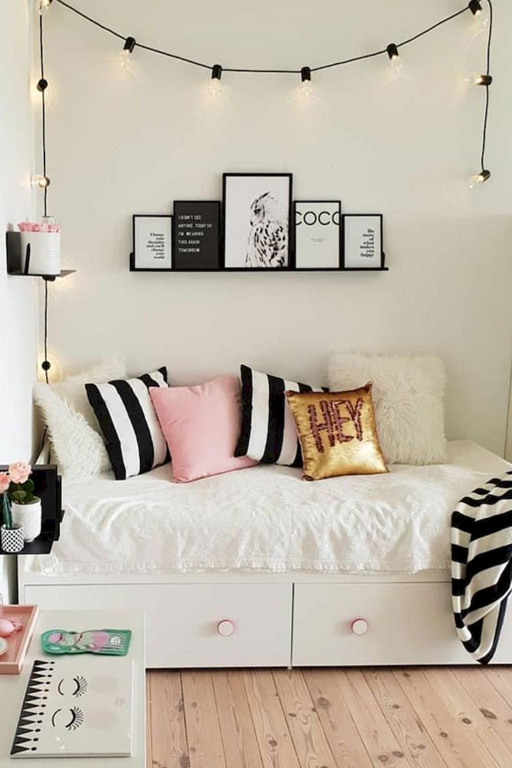 Bedroom Cheap Makeover Part 52