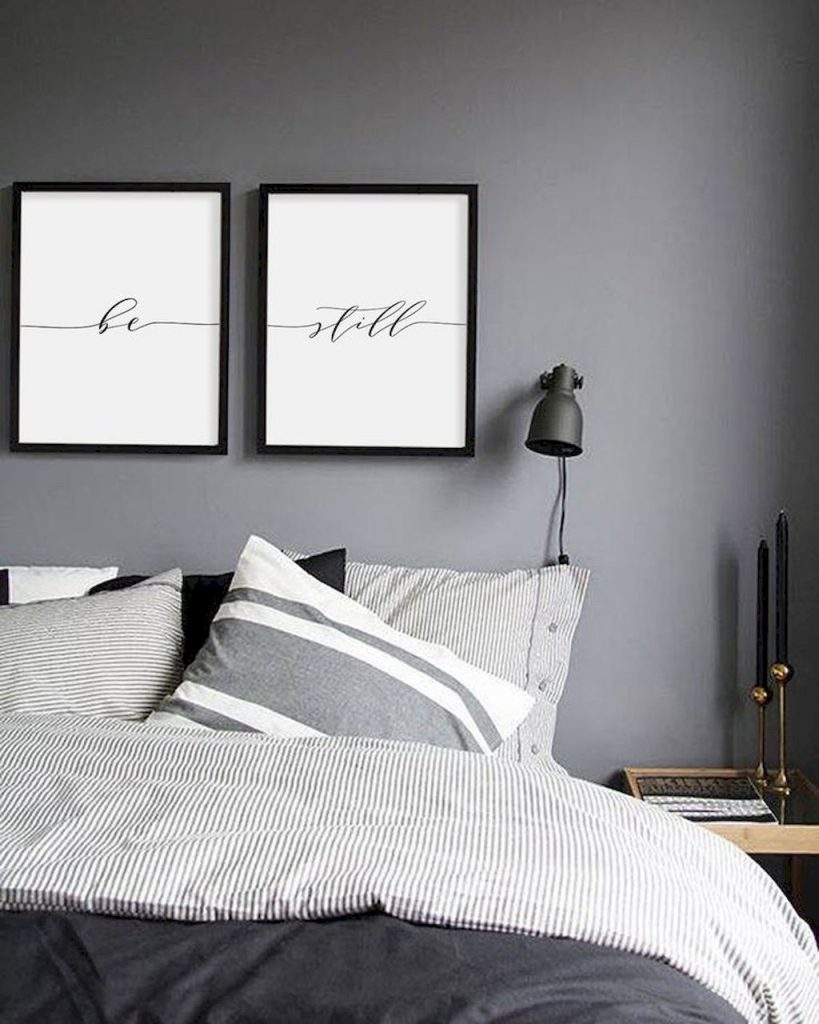 Simple tips for low budget bedroom makeover with classy curtain design and inspiring reading spot. Bedroom Makeover Idea  Part 53