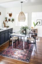 52 Beautiful Small Ideas On A Budget Dining Room (18)