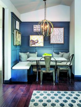 52 Beautiful Small Ideas On A Budget Dining Room (38)