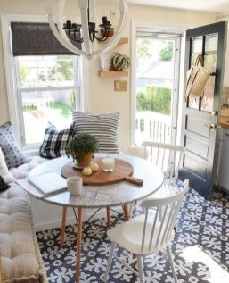52 Beautiful Small Ideas On A Budget Dining Room (45)