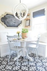52 Beautiful Small Ideas On A Budget Dining Room (52)