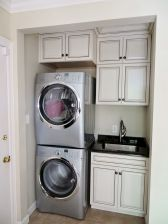 55 Best Small Laundry Room Photo Storage Ideas (51)