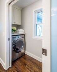 55 Best Small Laundry Room Photo Storage Ideas (7)