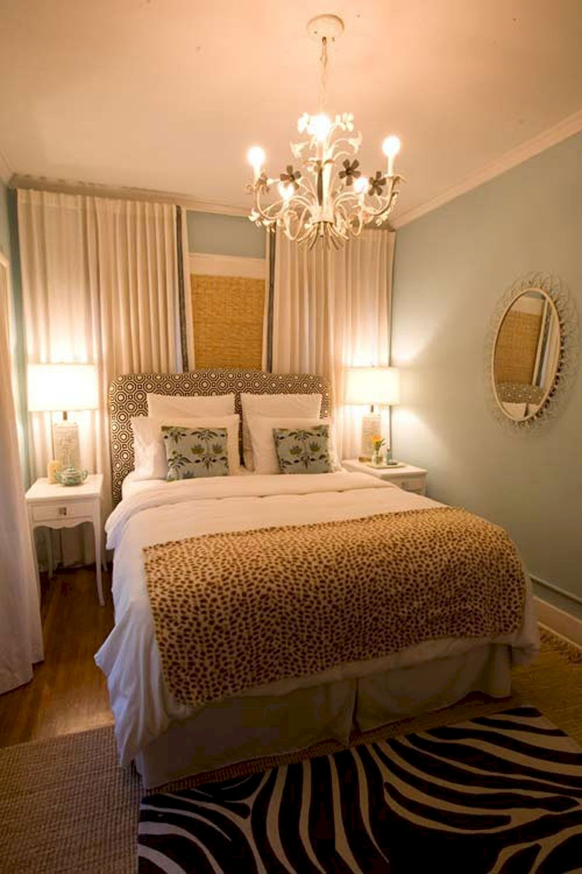 Awesome Small Bedroom Decorating Ideas On A Budget (21)