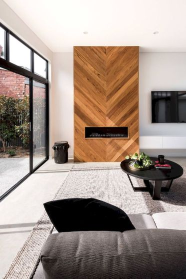 Best Living Room Design with Modern and Cozy Appeal Part 25
