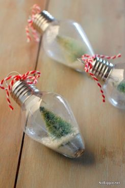 DIY Easy Christmas Decoration for Your Home (13)