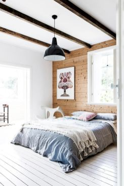 Inspiring Wooden Floor Ideas with Light Wood Tone Part 12