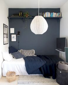 On Budget Single Bedroom Designs with Ultra Comfort and Lively Vibes Part 21