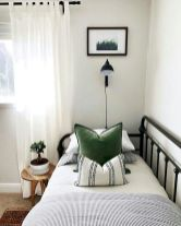 On Budget Single Bedroom Designs with Ultra Comfort and Lively Vibes Part 22