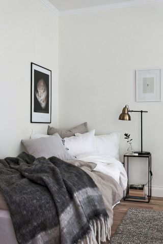 On Budget Single Bedroom Designs with Ultra Comfort and Lively Vibes Part 29
