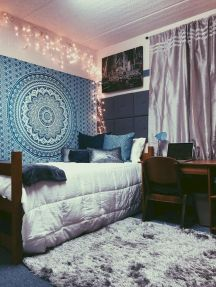 On Budget Single Bedroom Designs with Ultra Comfort and Lively Vibes Part 34
