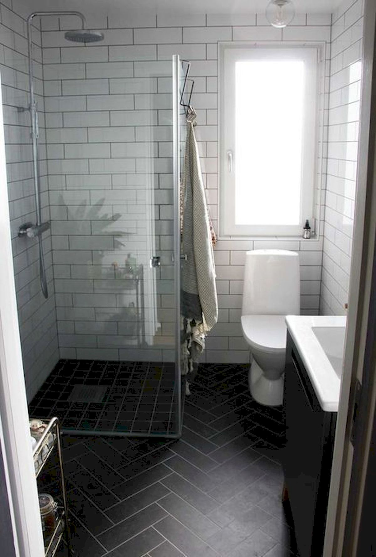 Stunning Small Bathroom Ideas On A Budget (20)