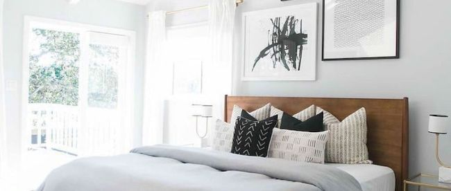 Top Ideas Modern Bedroom with Simple Platform and Minimalist Furniture Part 36