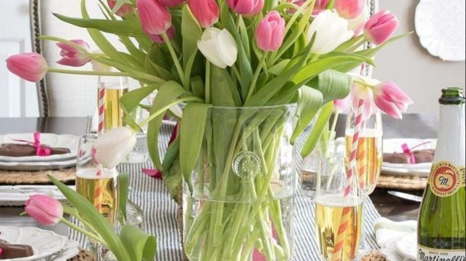 35 Easter Centerpieces And Flowers Table Decor Shairoom Com