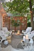 Classic mainstay of an outdoor space with the fire pit many of us would spend fond evenings relaxing around the fire Part 23