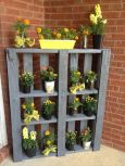 Creative DIY Planter designs out of scrap materials for inspiration Part 20