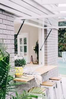 Creative adjustments that will enhance the coziness of the outdoor living space Part 41
