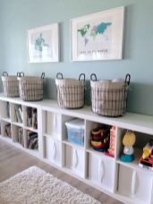 Effective kids room storage that will help you to get less mess and better rest Part 31