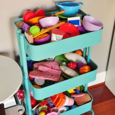 Effective kids room storage that will help you to get less mess and better rest Part 37