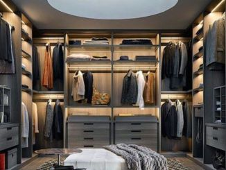 Medium Size Luxurious Walk in Closet Designs with Best Organizing Ideas (11)