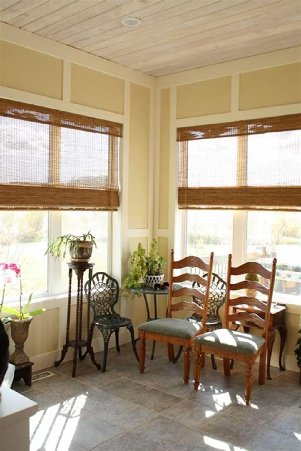 Most Popular Affordable Sunroom Design Ideas for 2019 Part 12