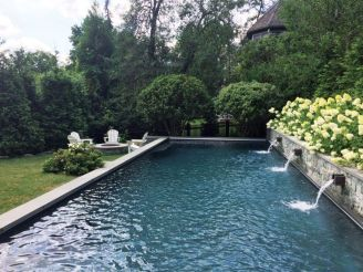 Natural swimming pool trend cleanwater pools that blend with your landscape Part 3