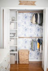 Small Space Closet Designs with Neat and Effective Organization Tricks (10)