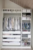 Small Space Closet Designs with Neat and Effective Organization Tricks (12)