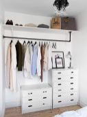 Small Space Closet Designs with Neat and Effective Organization Tricks (16)