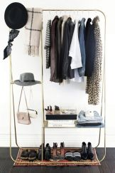 Small Space Closet Designs with Neat and Effective Organization Tricks (17)