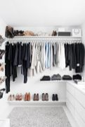 Small Space Closet Designs with Neat and Effective Organization Tricks (19)