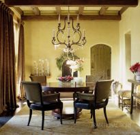 Traditional Chandelier Designs for Dining Rooms that Add Interiors Vintage Charms Part 7