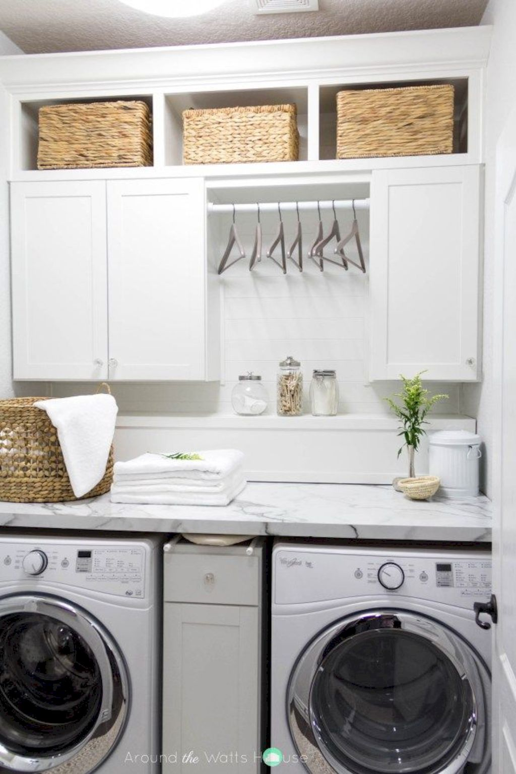 Cheap and simple accessories for your laundry room that will give extra functions improving effective and efficient workflow Image 9