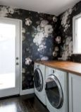 Classy laundry room update with first class finishing to make a functional room that looks elegant and stylish Image 1